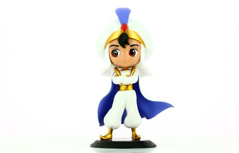 Figurine Q Posket - Aladdin - Prince Aladdin Couleur Pastel