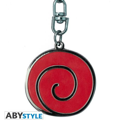 Porte-clés - Boruto - Symbole Uzumaki