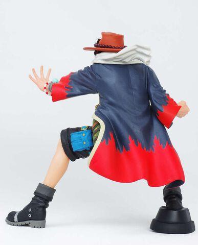 Figurine - One Piece - King of Artist Portgas D Ace III
