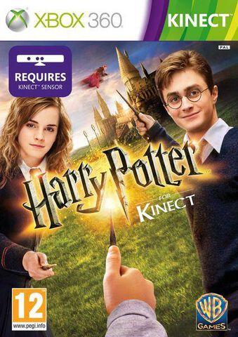Harry Potter Kinect (kinect)