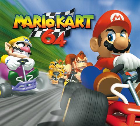 Mario Kart 64 (Nintendo 64)