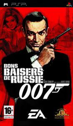 James Bond 007, Bons Baisers De Russie