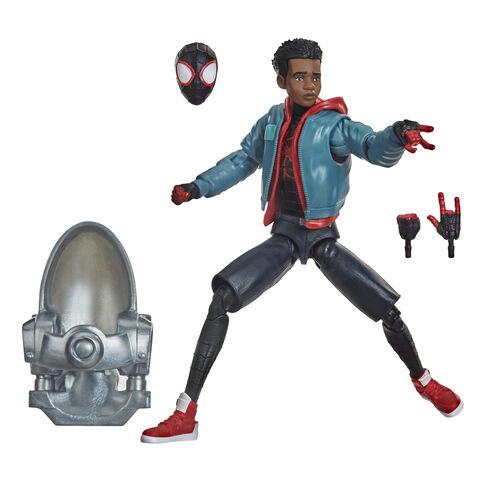 Figurine - Spider-Man Legends - Miles Morales