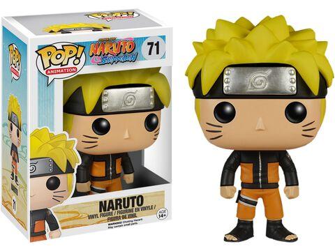 Figurine Funko Pop! N°71 - Naruto - Naruto