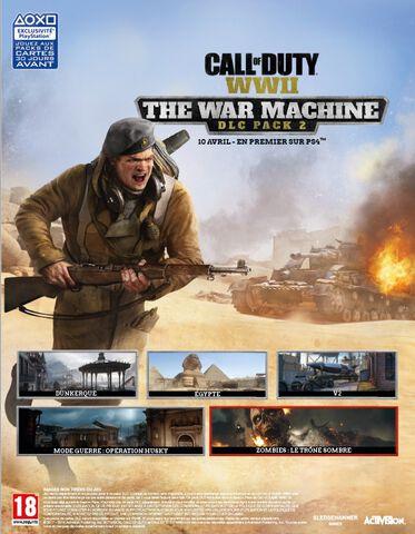 Call of Duty: WWII -DLC 2 - The War Machine