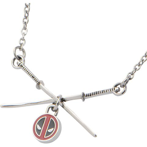 Collier - Marvel - Logo Deadpool