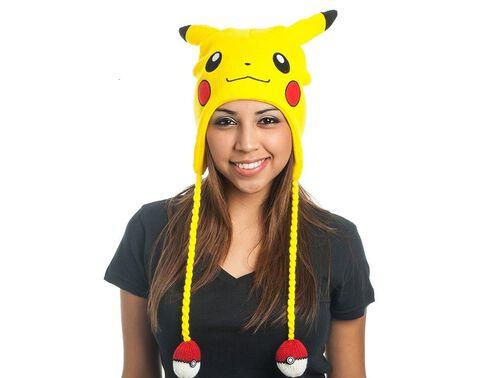 Bonnet - Pokémon - Pikachu Laplander