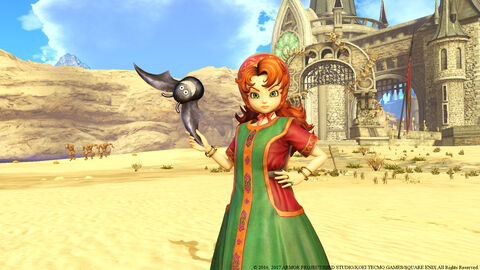 * Dragon Quest Heroes 2