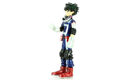 Figurine Sfc - My Hero Academia - Izuku Midoriya Aspect Métal