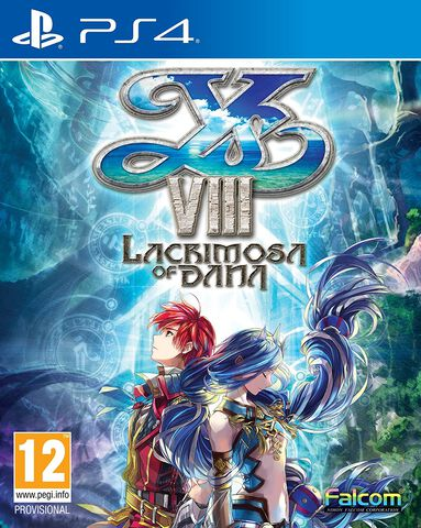 Y's VIII : Lacrimosa Of Dana