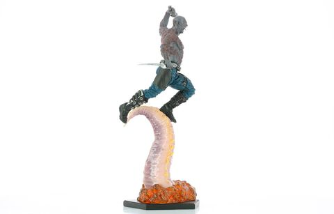 Statuette Iron Studios - Les Gardiens de la Galaxie 2 - Drax 33 cm