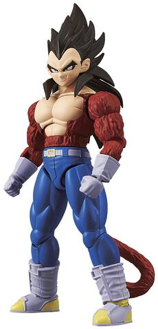 Figurine A Monter - Figure-rise Standard Super Saiyan 4 Vegeta