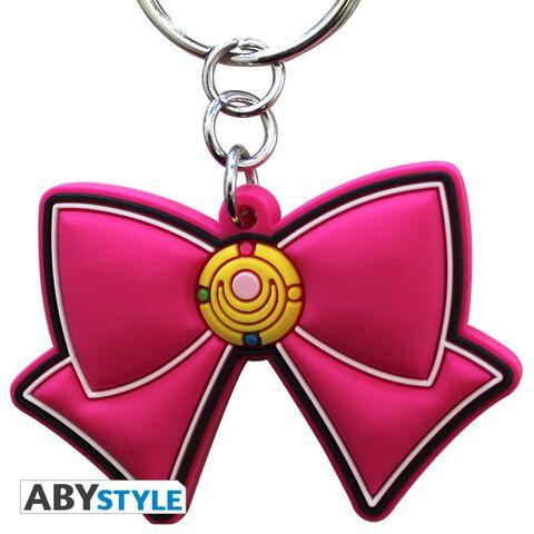 Porte-clés - Sailor Moon - Noeud - PVC