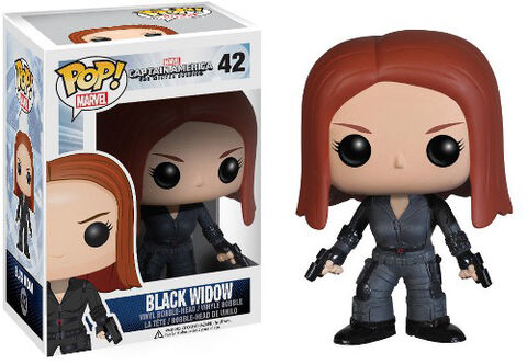 Figurine Toy Pop 42 - Black Widow