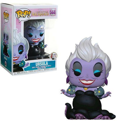 Figurine Funko Pop! N°568 - La Petite Sirène - Ursula avec Murènes
