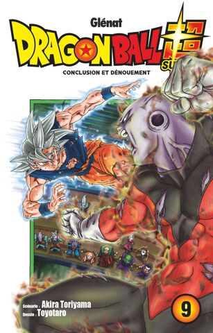 Manga - Dragon Ball Super - Tome 09