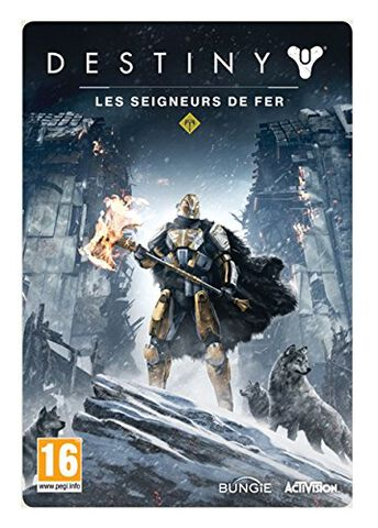 DLC 4 - Destiny : Les Seigneurs de Fer - PS4