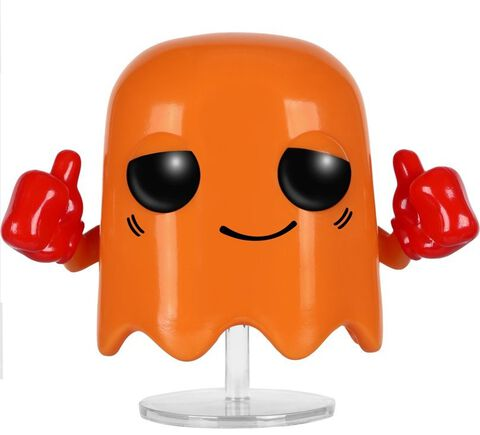 Figurine Funko Pop! N°86 - Pac-man - Clyde