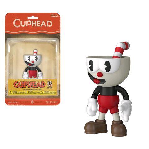Figurine - Cuphead - Action Figure Cuphead