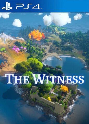The Witness - Jeu complet - Version digitale