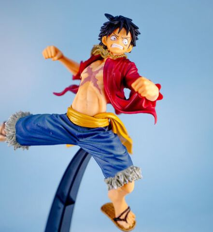 Figurine World Figure Colosseum Special- One Piece - Monkey D. Luffy