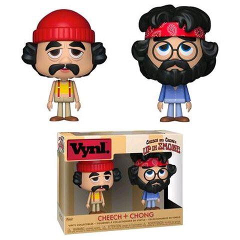 Figurine Vynl - Up In Smoke - Twin Pack Cheech et Chong