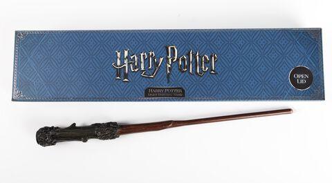 Réplique - Harry Potter - Baguette Harry lumineuse