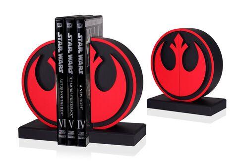 Serre Livres - Star Wars - Rebel Seal - 13 cm