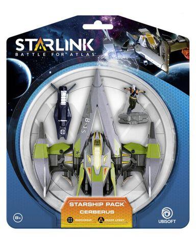 Figurine Starlink Pack Vaisseaux Cerberus Toys Exclusivité Micromania
