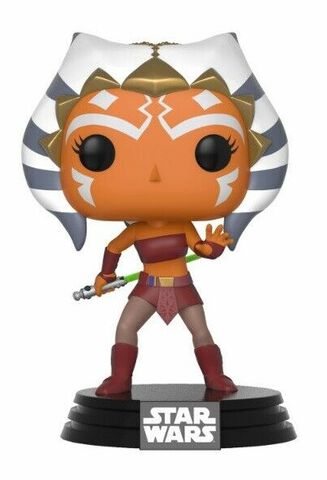 Figurine Funko Pop! N°272 - Star Wars Clone Wars - Ahsoka