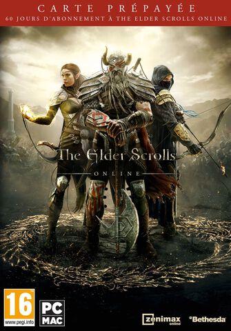 Elder Scrolls Online Carte Prépayée