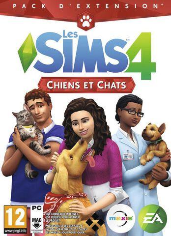 Les Sims 4 - DLC : Chiens et Chats - Version digitale