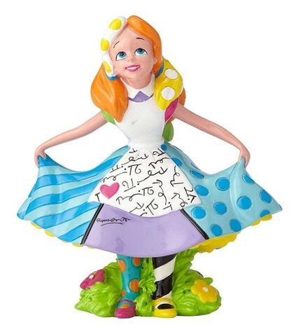 Figurine Britto Disney - Alice au Pays des Merveilles - Alice Mini