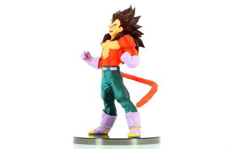 Figurine - Dragon Ball Gt : Blood Of Saiyans - Vegeta Special