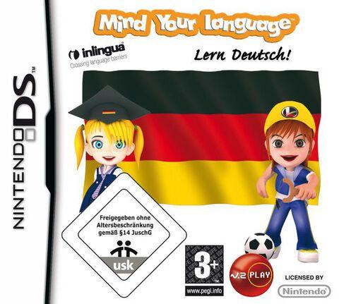 Mind Your Language, Apprends L'allemand