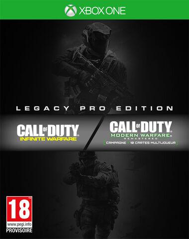 Call of Duty : Infinite Warfare Edition Legacy Pro