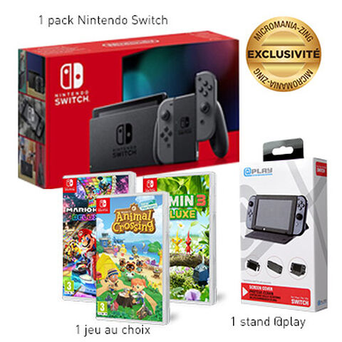 Pack Famille Switch