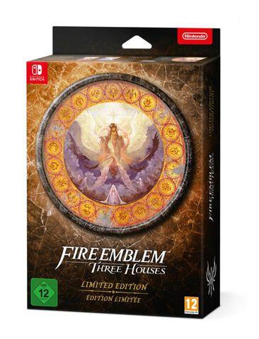 Fire Emblem Three Houses Edition Limitée