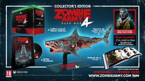 Zombie Army 4 Dead War Collector Edition