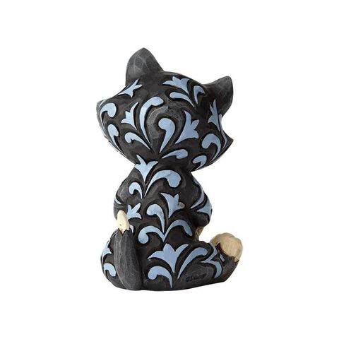 Figurine Disney Traditions - Disney - Mini Figaro (fenêtre Transparente)