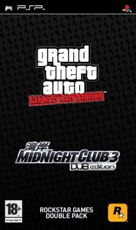 Grand Theft Auto (gta), Liberty City Stories + Midnight Club 3, Dub Edition