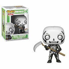 Figurine Funko Pop! N°438 - Fortnite - Skull Trooper