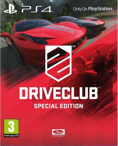 Driveclub Edition Spéciale