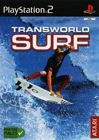 Transworld Surf