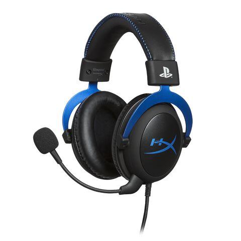 Casque Gaming HyperX Cloud Bleu Officiel