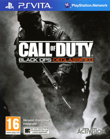 * Call Of Duty Black Ops Declassified