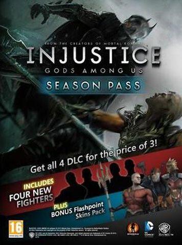 Injustice - Season Pass - Version digitale