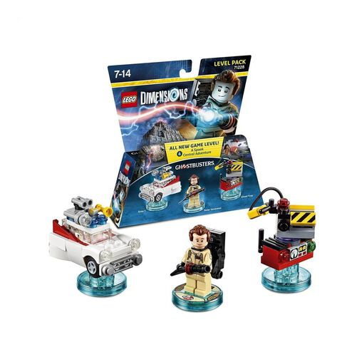 Pack Aventure Lego Dimensions Peter Venkman SOS Fantômes