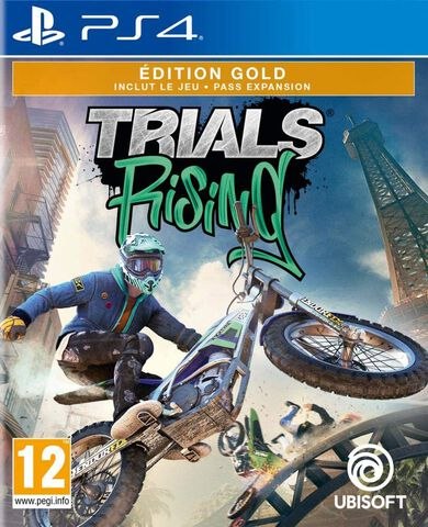 Trials Rising Edition Gold