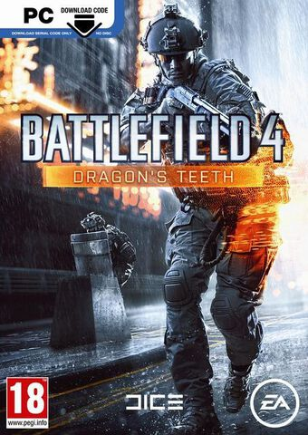 Dlc Battelfield 4 Dragon's Teeth Ps3